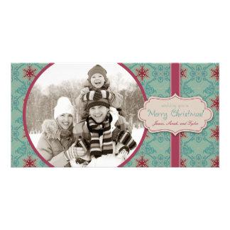 Classy Christmas Photo Card II