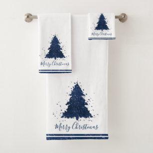 Christmas Bath Towels Zazzle