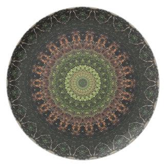 Classy Contemporary Style Designer Melamine Plate