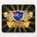 Classy Cook Island Mousepads