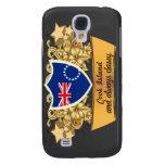 Classy Cook Island Samsung Galaxy S4 Cases