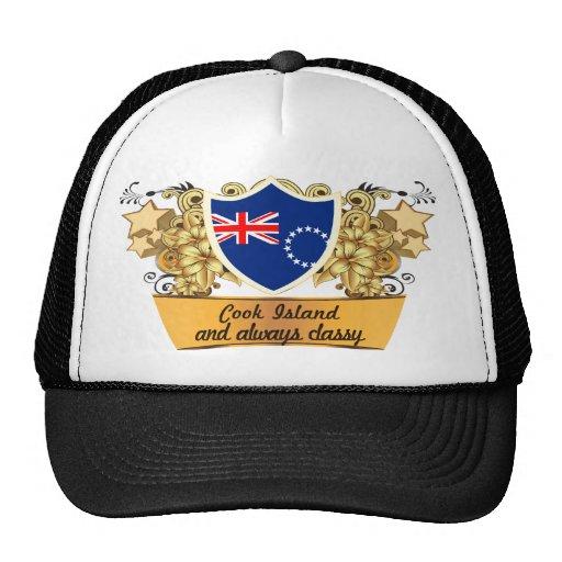 Classy Cook Island Trucker Hats