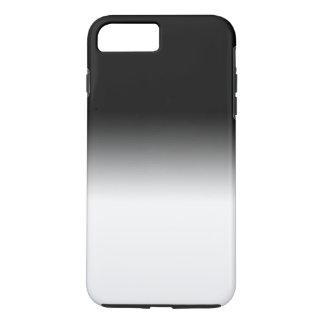 Classy COOL Gradient Black and White iPhone 8 Plus/7 Plus Case