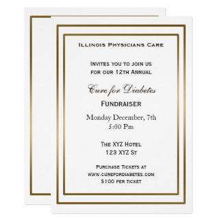 classy corporate party invitation - Launch Party Invitation