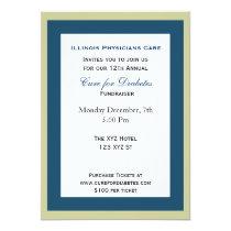 classy Corporate party Invitation
