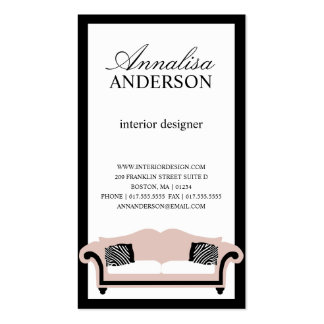 CLASSY COUCH | BUSINESS CARDS