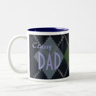 Classy Dad Coffee Mug