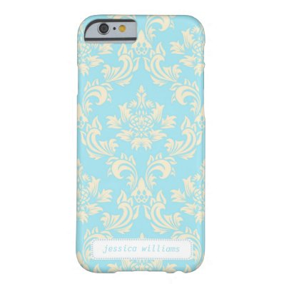 Classy Damask  Today's Best Award  Barely There iPhone 6 Case