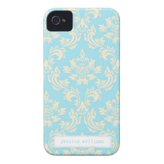 Classy Damask (Today's Best Award) Case-Mate iPhone 4 Case