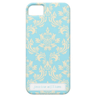 Classy Damask (Today's Best Award) iPhone 5 Cases