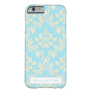 Classy Damask (Today's Best Award) iPhone 6 Case