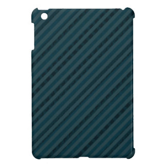 Classy Dark Aqua & Navy Blue iPad Mini Custom Case iPad Mini Covers