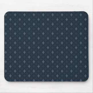 Classy Dark Nuetral Navy Blue - Very Attractive Mouse Pad