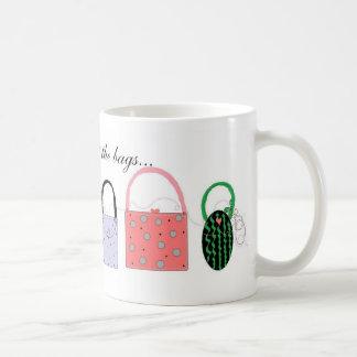 Designer Handbags Coffee Travel Mugs Zazzle