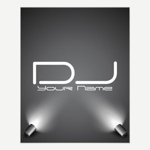 Classy DJ Party Flyer