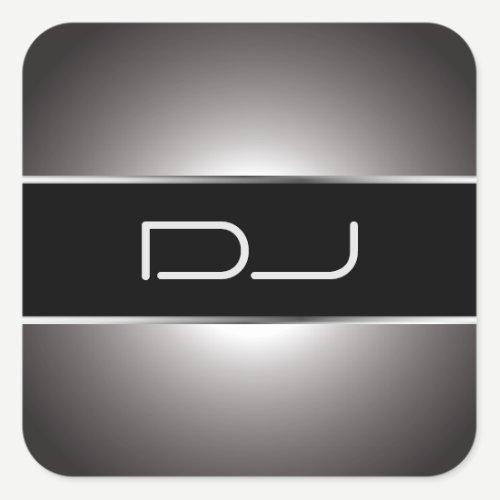 Classy DJ Sticker