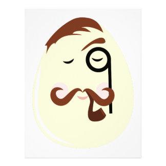 Classy Easter Egg Letterhead