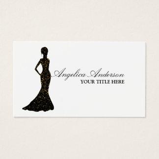Classy Fashion Boutique Business Card