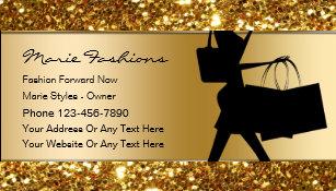 Classy business cards zazzle classy fashion business cards colourmoves