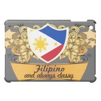 Classy Filipino Cover For The iPad Mini