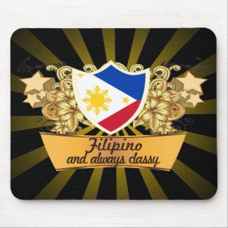 Classy Filipino Mouse Pad
