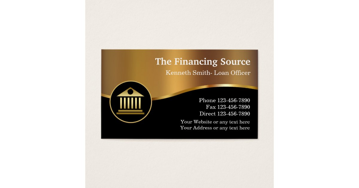 Investment Consultant Business Cards & Templates | Zazzle