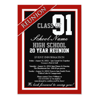 High School Reunion Invitations Announcements Zazzle Jpg 324x324 40 Year