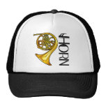 Classy French Horn Hat