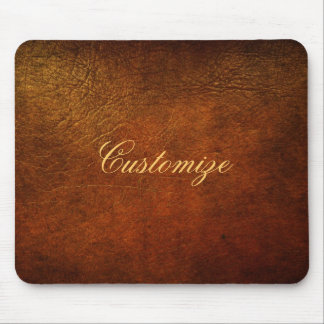 Classy Genuine Leather Designer Mouse Pads