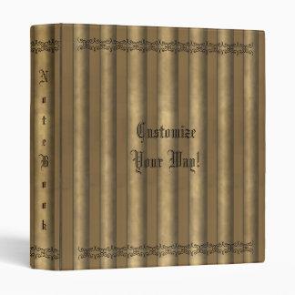 Classy! Golden Rule Teacher's Notebook Binder