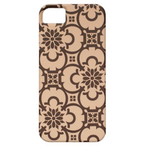 Classy Graphic iPhone 5 Case