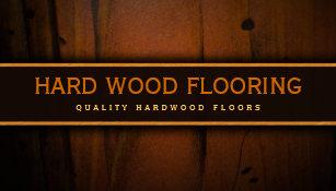 Hardwood floor business cards templates zazzle classy hardwood flooring wooden floors faux wood business card colourmoves