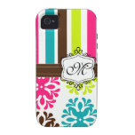 Classy iPhone4 Cases By The Frisky Kitten Vibe iPhone 4 Cases