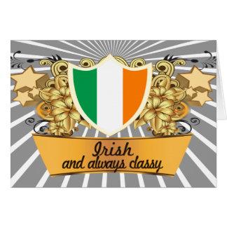 Classy Irish Cards