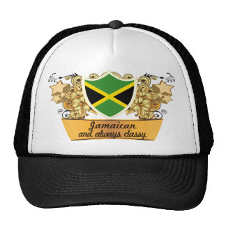 Classy Jamaican Hats