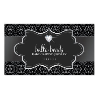 Classy Jewelry Designer Business Card