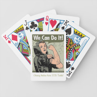 Classy Ladies - EOD Wife playing cards
