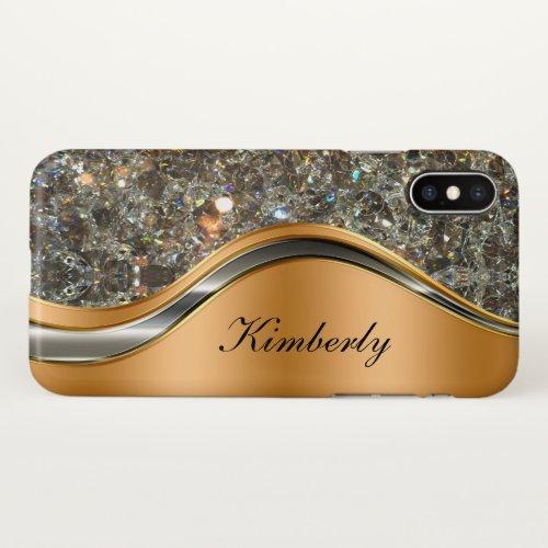 Classy :Ladies Monogram Design Phone Case