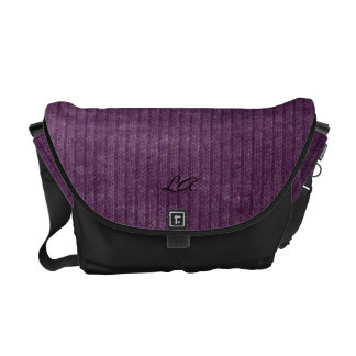 Classy Lady look of corduroy Courier Bag