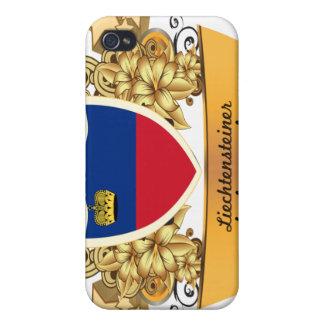 Classy Liechtensteiner Case For iPhone 4