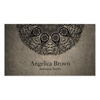 Classy Mandala Business Card