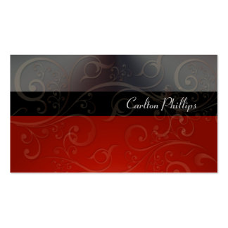 Classy Marketing Consultant business cards