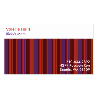 Classy Mom Card Business Cards