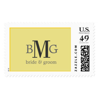 Classy Monogram/Easy Template Stamps