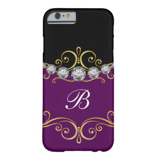 Classy Monogram iPhone Cases
