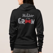 Classy Mother of Groom Hoodie