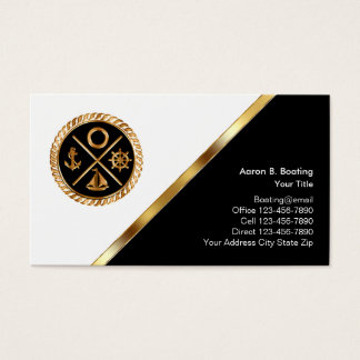 marine business cards templates zazzle