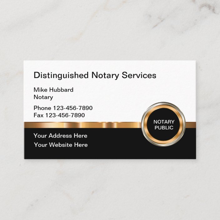 Cly Notary Public Services Business