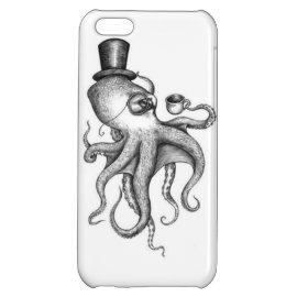 Classy Octopus Case For iPhone 5C