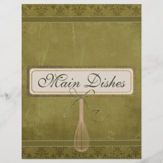 Classy Olive Green Dividers